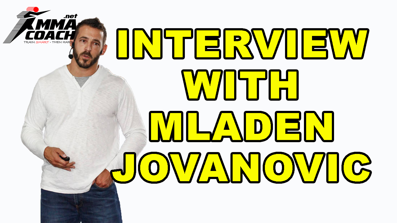 Interview with strength & conditioning coach and sports scientist Mladen Jovanovic