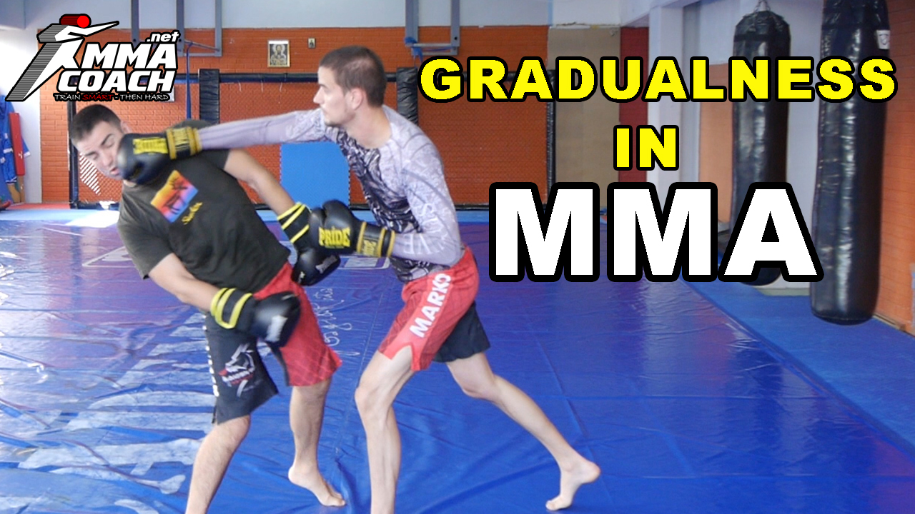How To Use The Gradualness Principle In MMA Training