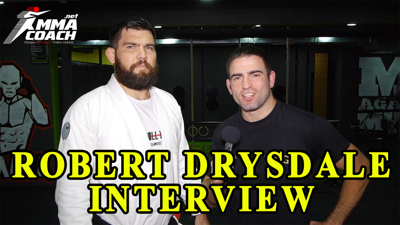 Interview With Robert Drysdale