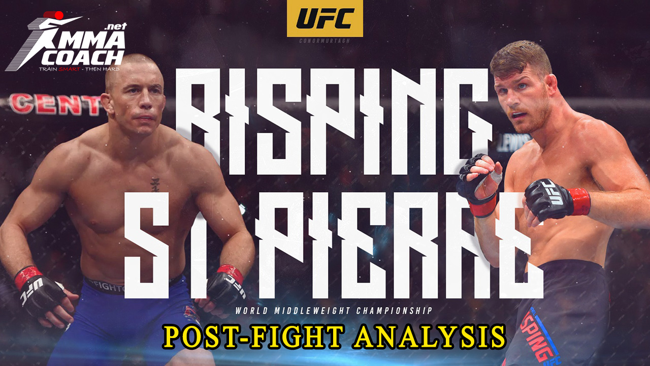 GSP VS Bisping – Post Fight Analysis