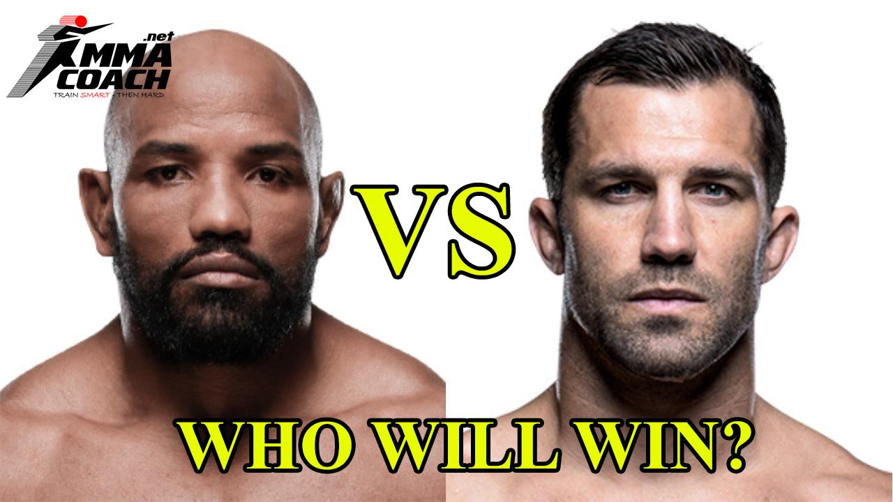 Romero VS Rockhold – Who Will Win?